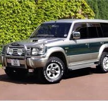 Dây trợ lựcMitsubishi Pajero V32