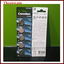 Pin CR2032 camelion